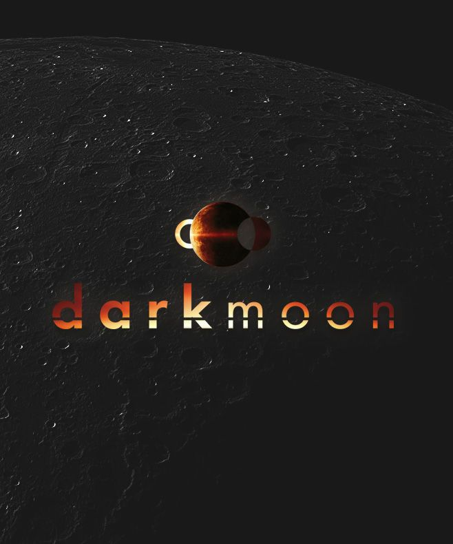 Logo Dark Moon by ITCANph