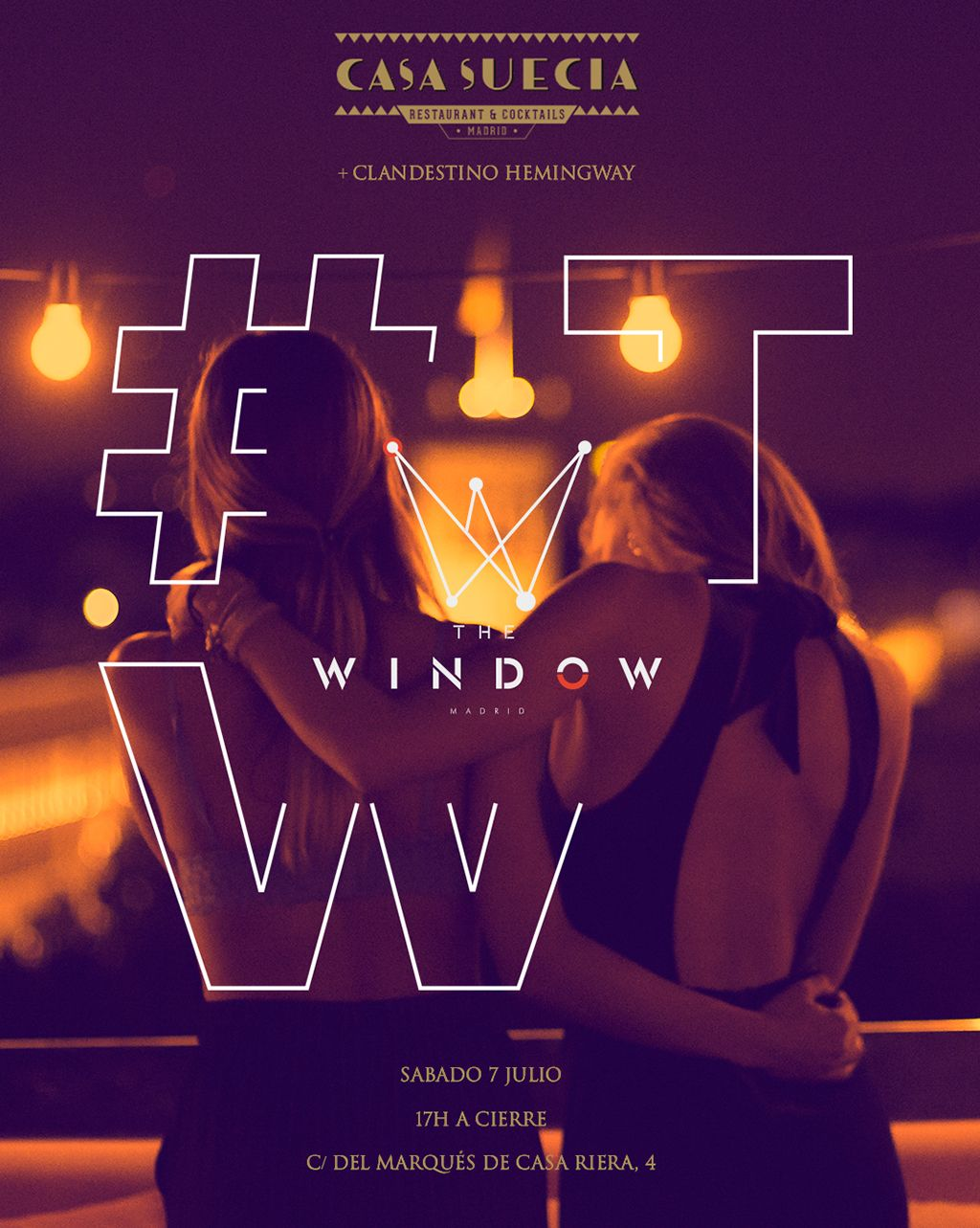 Logotipo The Window by ITCANph