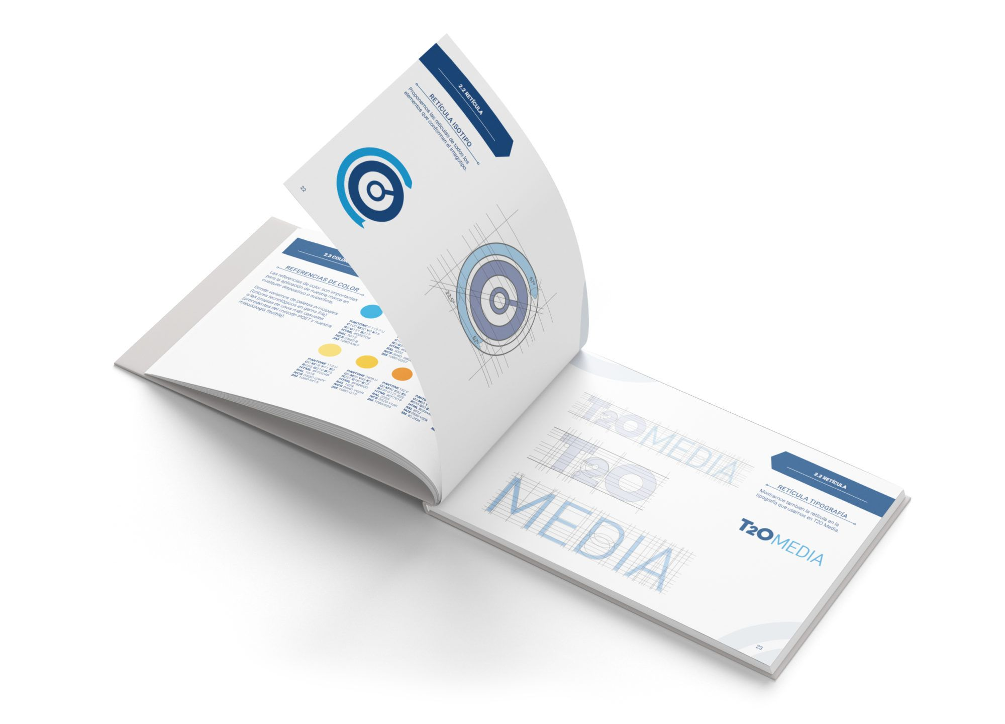 Manual de Identidad Visual Corporativa ITCANph