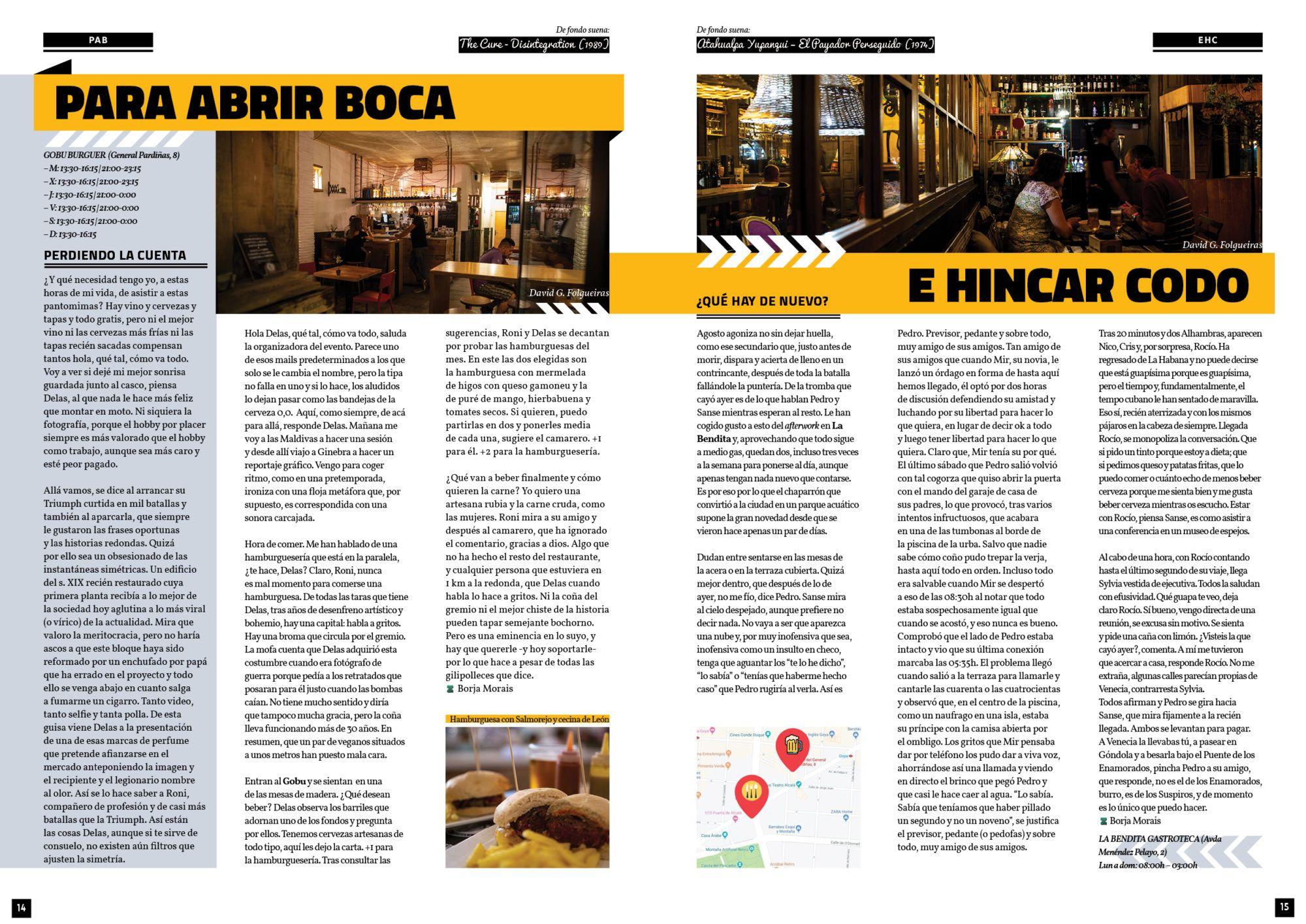 revista de Madrid by itcanph