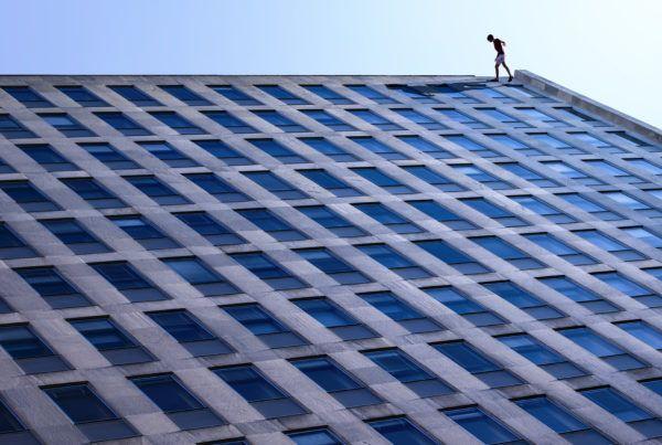 Edificio creativo arte