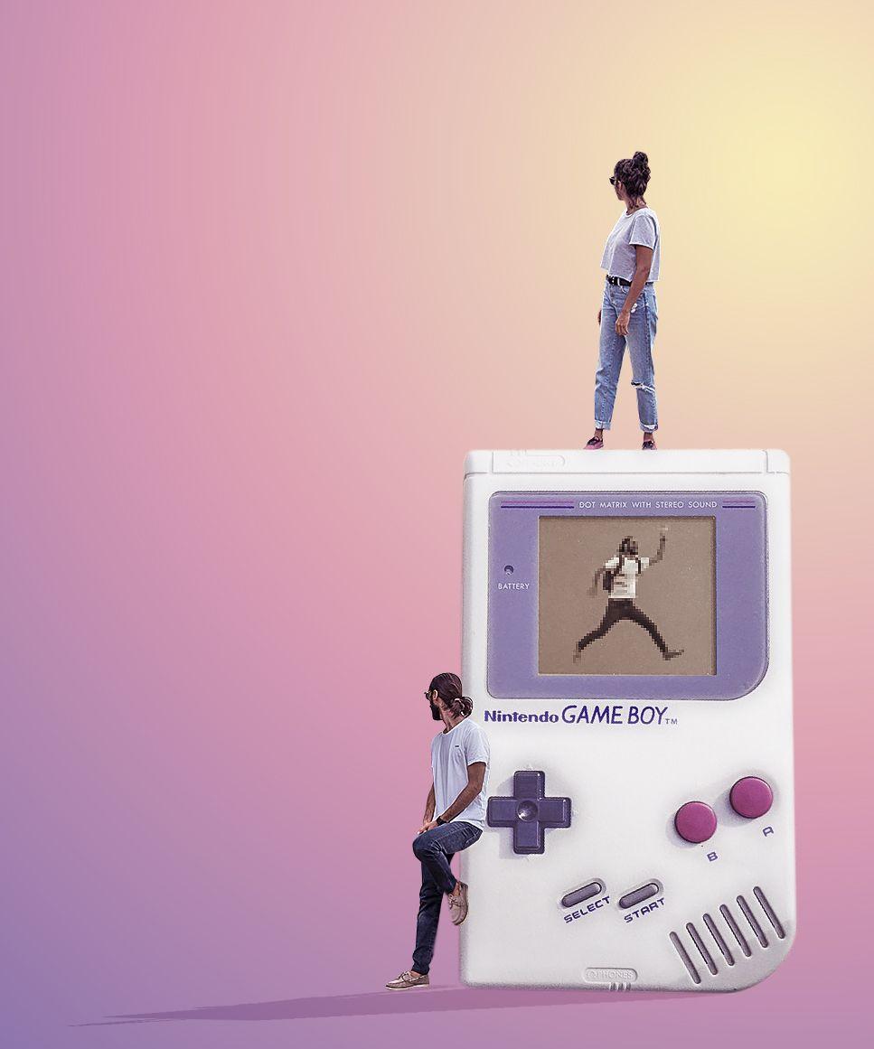 Un diseñador gráfico criado en los 90