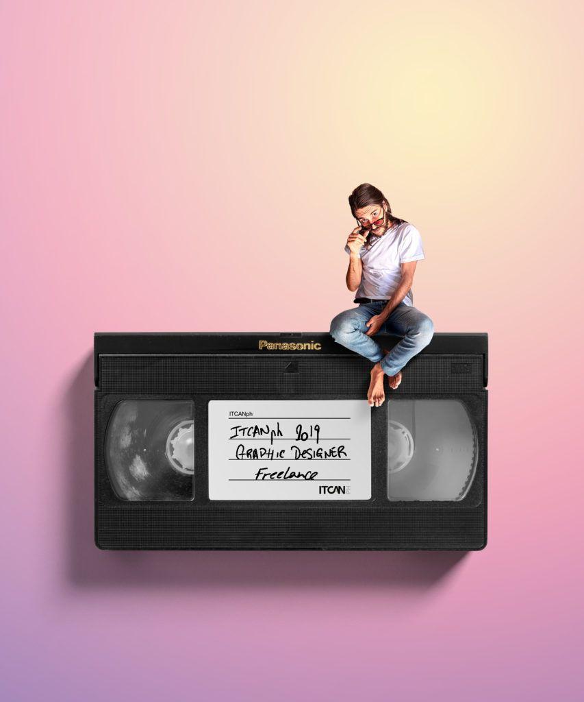 VHS en los 90