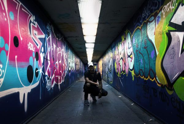 El túnel de chamartin
