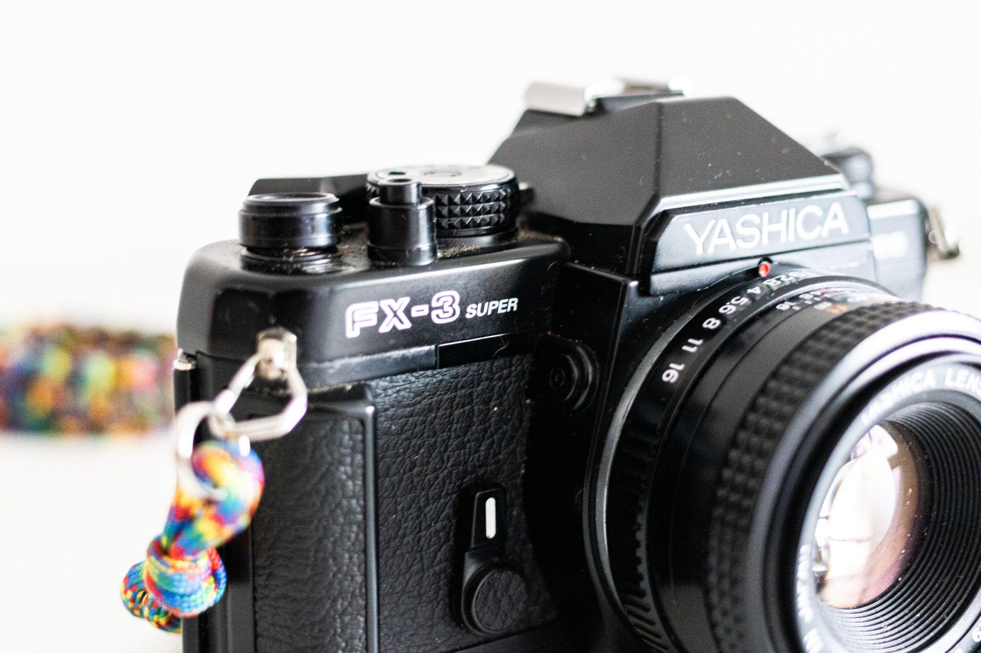 Yashica FX3