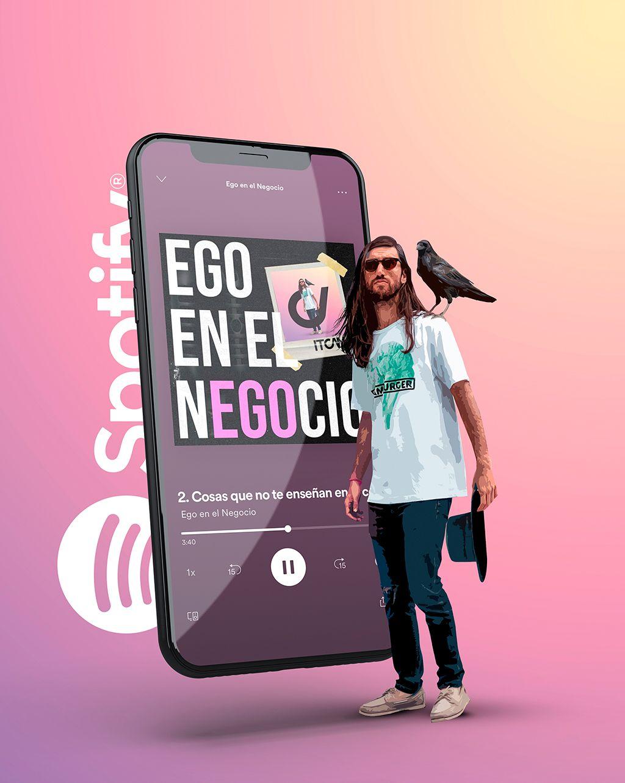 Podcast Ego en el Negocio