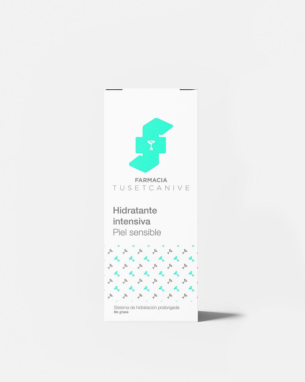 Branding Farmacia Tuset Canive